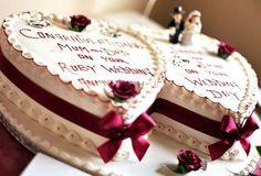 Pictures of Unusual Wedding Cakes [Slideshow]