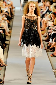 Spring Summer 2012 Ready-To-Wear - New York // Oscar de la Renta