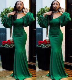 Check out beautifully inspired stylish dresses Swipe to the left ▶️▶️▶️ Kindly follow us @flexingstyles247 Tag us #flexingstyles247 🙏🏼🙏🏽 DM… Dinner Gowns, Africa Dress, Blue Velvet Dress, Sophisticated Outfits, Royal Dresses, African Fashion Dresses, Perfect Wedding Dress, African Wear, Stylish Dresses