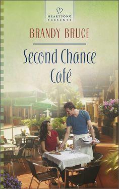 Brandy Bruce - Second Chance Café / #awordfromJoJo #Cleanromance #ChristianFiction #BrandyBruce