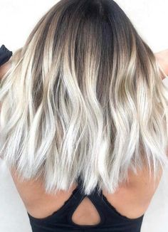 Summer hair color trends to know for from blonde to brunette, . - Summer hair color trends to know for from blonde to brunette, rose gold, … - Cool Blonde Hair, Hair Color For Black Hair, Cool Hair Color, Blonde Brunette, Summer Brunette, Gold Blonde, Dark Roots Blonde Hair Balayage, White Ombre Hair, Black To Blonde Hair