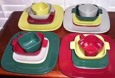Vintage Arrowhead  by Brookpark Melmac Dinnerware by GrammysGoodys