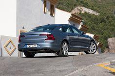 Totalcar - Tesztek - Menetpróba: Volvo S90/V90 – 2016.