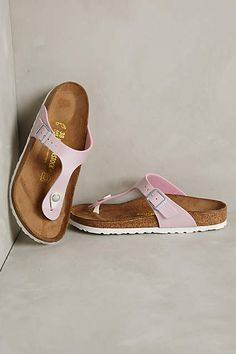 Birkenstock Gizeh Sandals - anthropologie.com #anthropologie #AnthroFave