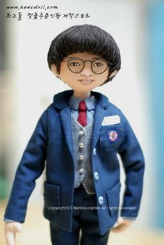 The all of the special human doll is made by Hee's Doll is the one of the world.