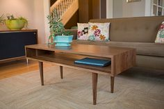 Classic Coffee Table by eastvoldfurniture on Etsy