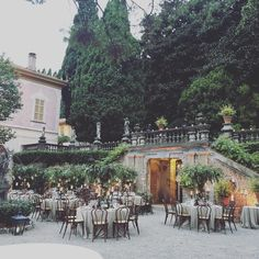 """Villa Pizzo #lakewedding #design  #villaweddings #italianvilla #cernobbio #lakecomo #weddingitaly"""