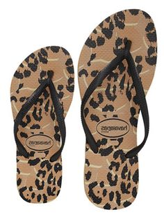 Havaianas for Baby Buggy designed by Nina Garcia