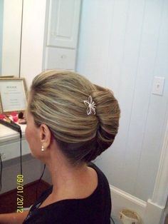 perfect Mother of the Groom Updo