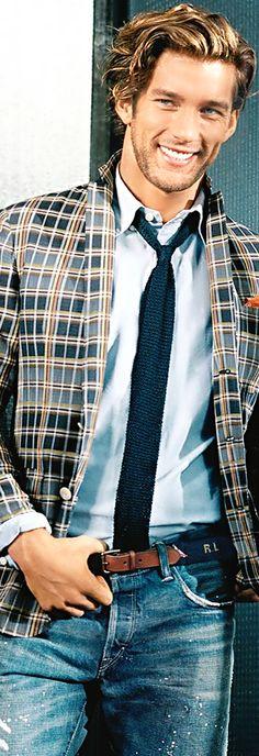 Ralph Lauren ● SS 2015 Men's Collection