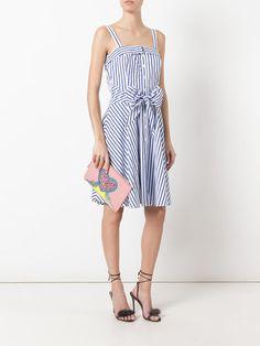 Sophie Hulme embellished clutch