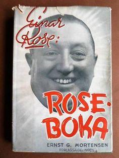 Einar Rose: ROSE-BOKA.