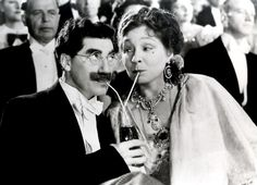 Groucho Marx and Margaret Dumont in At The Circus (Edward Buzzell, 1939)
