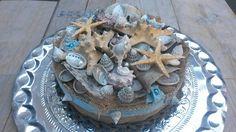 Sea - shell cake / Schelpentaart