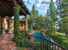 Winchester Country Club estate with gorgeous backyard design and landscaping