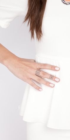 #Modern Citizen           #ring                     #Chain #Caged #Ring       Chain Caged Ring                                    http://www.seapai.com/product.aspx?PID=283456
