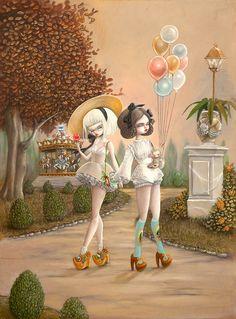 Nataly Abramovitch(Kukula)...   Kai Fine Art