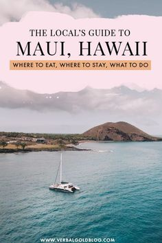 The Locals Travel Guide to Maui: where to eat, where to stay, what to do Sometimes visiting a new place is a little overwhelming. We've taken all the guess work out. Get ready to pack your bags and head to Maui! Maui Hawaii, Hawaii Honeymoon, Oahu, Honeymoon Ideas, Hawaii Travel Guide, Maui Travel, Travel Tips, Nightlife Travel, Travel Guides