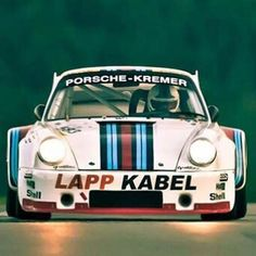 i love my 911 | f1superswede: Porsche - Kremer!
