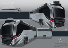 Bus Art, Truck Design, Design Cars, Bus Interior, Luxury Bus, Cool Boats, Busse, Mode Of Transport, Commercial Vehicle