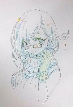Fille manga 2