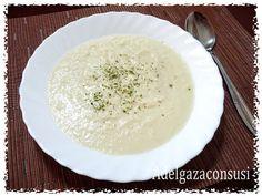 Recetas Light - Adelgazaconsusi: Crema de coliflor exquisita