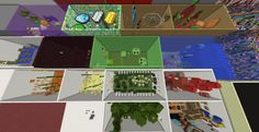 100 Stage Parkour Map for Minecraft 1.8.8/1.8.9