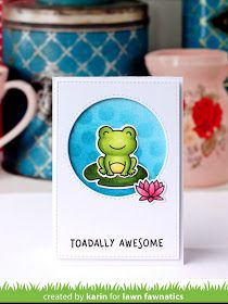 Hi Everyone! I'm here to share a card for the new Lawn Fawnatics Challenge . This time our theme is Make Card Sets and this is my take:...