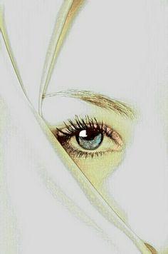 Study: Eye / artist Suzanne Yazzie
