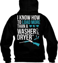 Load More Than A Washer and Dryer Hoodie! PRESALE - Ships 9/15/2014 Pretty sure I NEED this!
