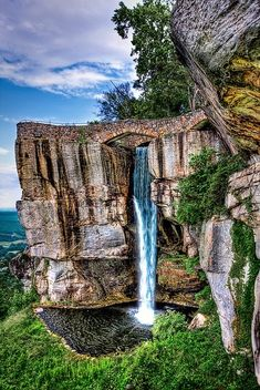 Lover's Leap in Chattanooga, Tennessee. I love the South