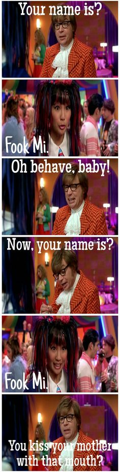 7 Best Austin Powers Funny Images Funny Austin Powers