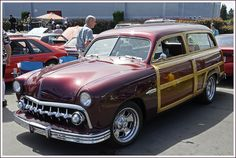 1949 Ford Woody Station Wagon--..Re-pin Brought to you by agents at #HouseofInsurance in #EugeneOregon for #LowCostInsurance