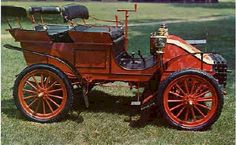 1902 Auto Car, Pittsburg Motor Vehicle Co.