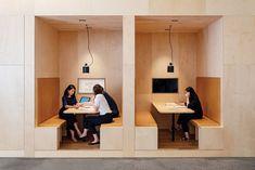 Gallery of Hayball Sydney Studio / Hayball + Bettina Steffens - 5 Office Space Design, Modern Office Design, Workspace Design, Office Interior Design, Office Interiors, Office Designs, Cool Office Space, Small Office, Mini Sala
