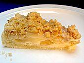 Veganer Apfelkuchen mit Zimtstreuseln http://www.chefkoch.de/rezepte/1569381264422841/Veganer-Apfelkuchen-mit-Zimtstreuseln.html#
