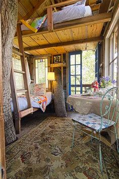 Photo: Courtesy of Alex Amend | thisoldhouse.com | from 10 Treehouses That Are Nicer Than Your House
