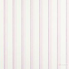 Tapete Streifen lila pink rosa - Arc en ciel