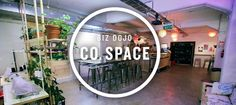 Co.Space is a new environment providing space for product design & prototyping, team projects, training days, photography, and events. It's complete with cafe, bar, and print facilities.   Over the road from Bizdojo Auckland at 155b K-Road. cospace.co.nz
