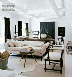 Daryl Carter,  does the New Traditional Love his work, his rooms are always so handsome
