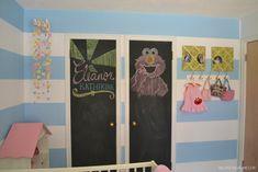 Chalkboard Closet Do