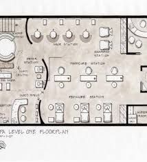 Salon spa design floorplan layout 1967 square feet image result for a good day spa layout sciox Gallery