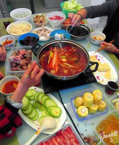 Chinese hotpot - Ten Kinds of Chinese Food You Must Try (and some you might not be brave enough to!)