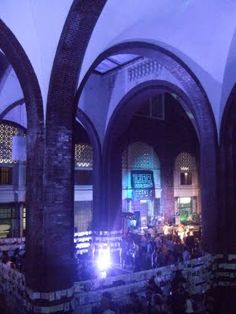 Night of 1000 Drawings, Jozi Park Station Old Concourse. Visitors were blown away by the old world achitecture, which had lain dormant in the abandoned inner city for years. Blown Away, New Bands, Charity Event, City Art, New Artists, Old World, Abandoned, Old Things, Urban
