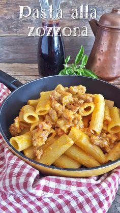 Italian Pasta, Italian Dishes, Italian Recipes, Empanadas, Healthy Chicken Dinner, I Love Food, Macaroni And Cheese, Chicken Recipes, Food And Drink