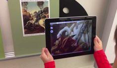 Aurasma in Education - YouTube
