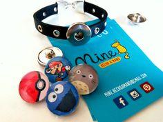 SNAPPY by Mine Elige tu botón de click. #snap #button #handmade