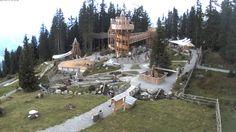 Fichtenschloss auf der Rosenalm - Sommerurlaub im Zillertal