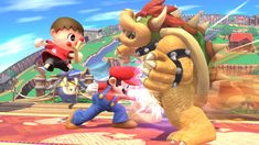 Nintendo Switch could get a new Super Smash Bros game