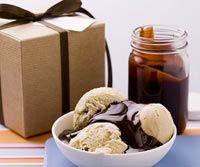 Hazelnut-Mocha Sauce